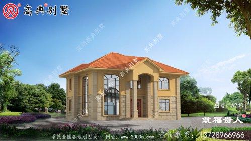 精品欧式别墅设计图,很温馨的别墅
