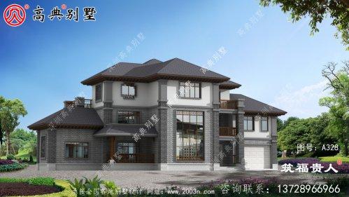 中式别墅设计图,小户型设计图