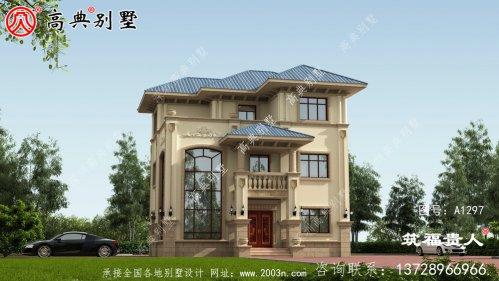三层实用小别墅设计图