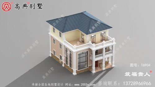 三层房屋外观设计