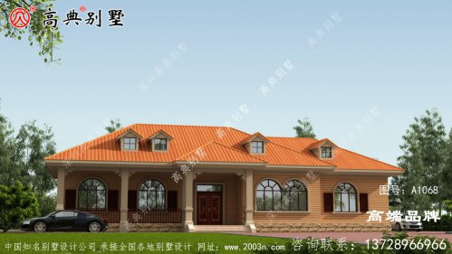 一层房屋设计图