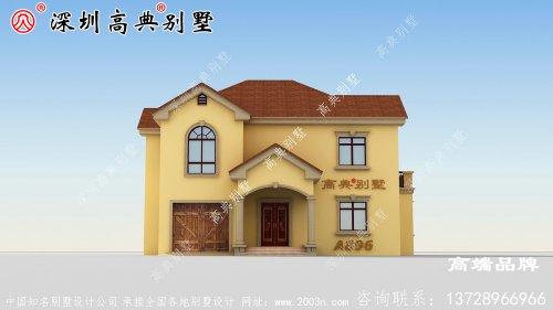 二层别墅,你觉得漂亮吗